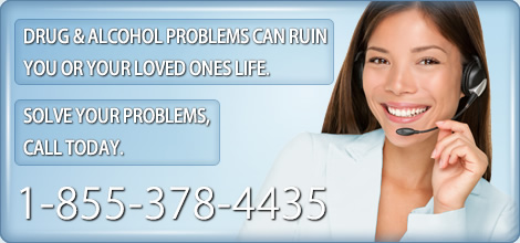 Speak with a Drug Treatment Counselor - Call now!
